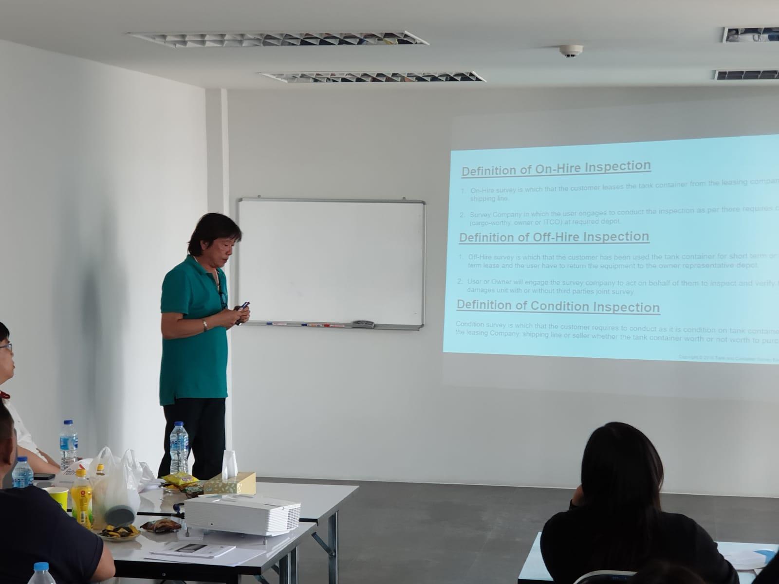 Training in Thailand – 2018-12